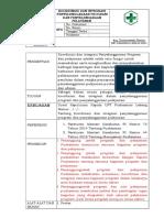 1.2.5.1 Sop Koordinasi Dan Integrasi Penyelenggaraan Program Dan Penyelengaraan Pelayanan