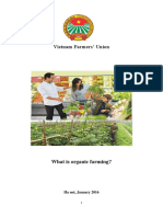 What is organic farming? by Vietnam Farmers' Union (VNFU)
