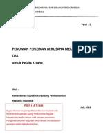 Pedoman OSS Indonesia.pdf