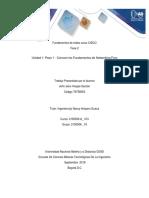 Aporte Individual Unidad 1 (Conocimientos Sistema Networking)