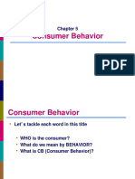 Week 7 Consumer Decision Making