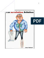 The Revolution Solution by Jason Gerhard