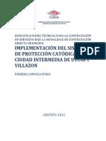 FORM. ESP. TEC. IMPL. PROTEC. CATODICA UYUNI 141015.docx