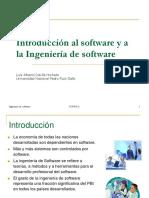 Introduccion a La Ing de Software