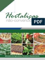 Sustentabilidade - Agroecologia - MAPA - Hortaliças não convencionais.pdf