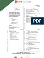 Erica Johnson Seck Deposition Vol 1 Highlighted