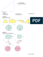Revision Checklist Booklet