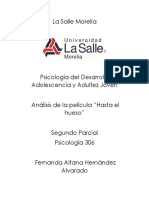 Analisis de Hasta El Hueso
