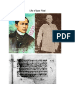 Life of Rizal
