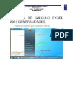 DiplomadoExcel Avanzado ACOPI 2015