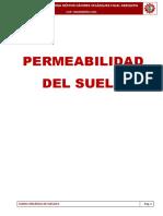 informe 001- Permeabilidad