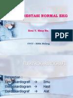Materi-2 Interprestasi Ekg Normal