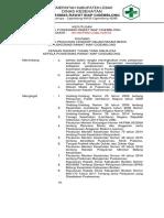 070 Sk Kewajiban Penulisan Lengkap Dalam Rekam Medis Puskesmas Cigemblong