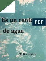 Es un Canto de Agua ( 1980)