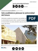 Así Será La Universidad Del Futuro