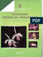 Ecuador Patria de Orquídeas tomo 1(2005)