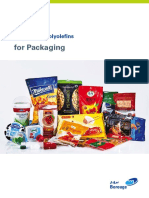 Specialised Polyolefins for Packaging