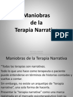 Maniobras de Narrativa