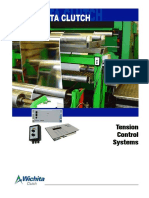 Wichita Tension Control Systems Catalogue en 2009