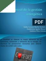 Control de Gestion Energetica