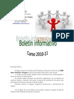 BOLETÍN INFORMATIVO  CEIP FRANCISCO TARAJANO