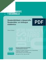 Articulo de Desarrollo Sostenible y