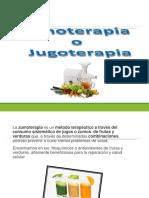 Zumoterapia adelgazar express clothing