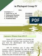 Presentation Biosistematik