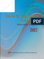 PETA Kabupaten Tasikmalaya Dalam Angka 2017