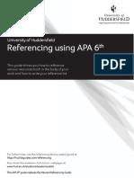APA Referencing Guide Full Nov 2013