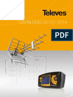 Catalogo Televes 2013 2014