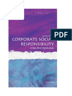 Corporate Social Responsibility_ a Very Short Introduction
