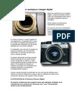 02 Imagen Analógica e Imagen Digital