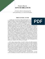 bacon, francis - novum organum.pdf