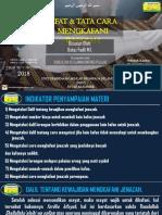 09. Slide Fikih_kip_p3 September 2018_ust Fadli_sifat Dan Tata Cara Mengkafani Jenazah Baru