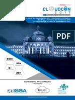 Cloudcon 2017 Brochure
