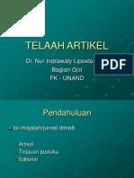 KP 1.1.3.3 Telaah Kritis