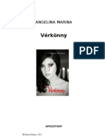 Angelina Marina - Vérkönny