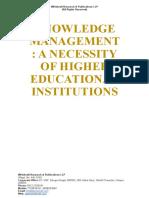Knowledge Management [www.writrekraft.com]