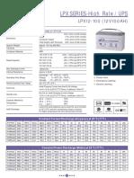 LPX12-100