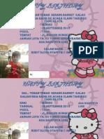 HAPPY  BIRTHDAY OLIV.pptx