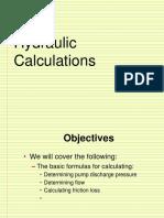 07 Hydraulic Calculations1