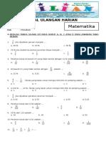 Soal Matematika Kelas 5 SD Bab 6 Pecahan Dan Kunci Jawaban (www.bimbelbrilian.com) .pdf