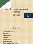 23 Environmental Aspects of Plastics