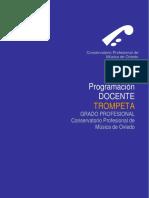 Prog Docente Trompeta 2013-14