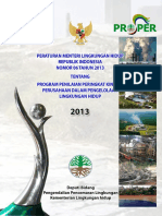 Kriteria dan Mekanisme PROPER (Permen 06 2013).pdf