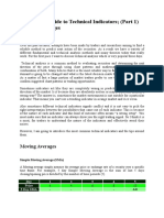 A Practical Guide to Technical Indicators Moving Averages.pdf