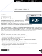 C P C - SUPER NOTES ( Part 1 ) Nitendra Singh.pdf