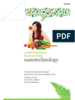 An introduction to Food and Drink nanotechnology