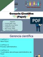 Gerencia Cientifica Fayol Grupo2